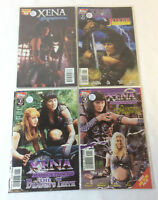 XENA Warrior Princess 4 FULL SETS ~ Callisto, Dragon's Teeth, Joxer +