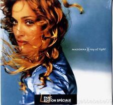 MADONNA RAY OF LIGHT 2017 BLUE VINYL LP REISSUE SEALED