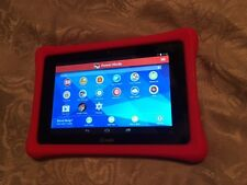 "NABI 2S 7"" SNB02-NV7A 8GB WiFi Kids Android Tablet w/Bumper [NO AUDIO] ""READ"""