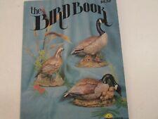 The Bird Book by Jean Holman