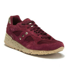 Saucony Gold Rush Shadow 5000 Men's  Shoe Maroon/Gold, Size 13 M