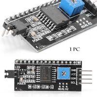 IIC/I2C/TWI/SPI Serial Interface Board Module Port for Arduino 1602 LCD Good