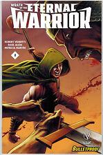 Wrath o/t Eternal Warrior #1 Bulletproof Blood Variant!