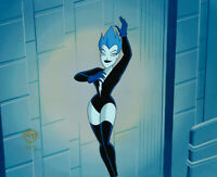 Warner Brothers Animated Series Original Production Cel Livewire-Livewire