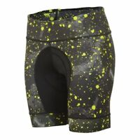 Shebeest Petunia padded Cycling Shorts size XS Galactic print