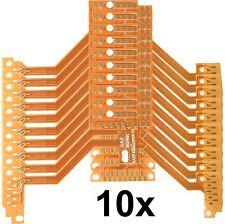 10x PS4 Controller Personalizzato Easy Rimappare V2 Board Rimappatore Mapper
