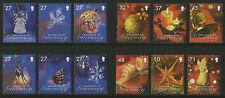 Guernsey 2007  Scott # 959 - 970 Mint Never Hinged Set