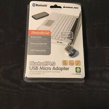 IOGEAR Bluetooth 4.0 USB Micro Adapter Package Open But Never Used
