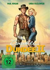 Crocodile Dundee Part 2 Paul Hogan, Peter Faiman, Linda Kozlowski New UK R2 DVD