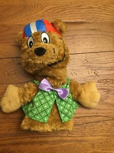 "St. Jude Children's Research Hospital Danny Thomas Founder 10"" Teddy Bear Plush"