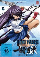 Ikki Tousen - Xtreme Xecutor - Vol.2 - Episoden 4-6 - DVD - NEU
