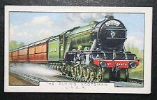 LNER   The Flying Scotsman    1930's Vintage Card  # CAT C
