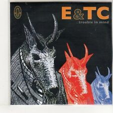 (EO869) Erland And The Carnival, Trouble In Mind - DJ CD