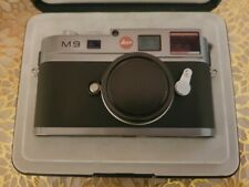 Leica M9 Steel Grey in Good condition and Sensor Replaced