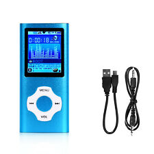 WowiViD Mp3 Player / Mp4 Player, Mp3 Music Player with 32Gb Memory Sd Card Slim