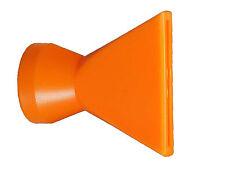 """JETON 1"""" Flare Nozzle, pack of 2, 82027 Flex Coolant Hose Loc-Line Type"""