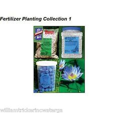 Tricker's Aquatic Plant Fertlizer Collection Number 1