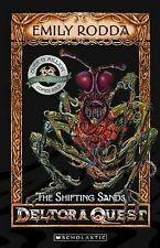 Deltora Quest The Shifting Sands by Emily Rodda (Paperback, 2010)