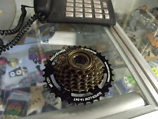 SHIMANO MEGARANGE 7 SPEED MF-TZ31----14-34T  MTB CRUISER BICYCLE FREEWHEEL.