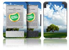 Amazon Kindle 3 - Springtime Nature Scene Vinyl Skin Sticker Cover