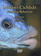 Malawi Cichlids Feeding Behavior – A DVD by Ad Konings