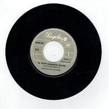 """LE PETIT CHAPERON ROUGE Vinyl 45T 7"""" Par Jean LE MAITRE - PERGOLA 700404"""