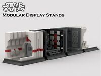 **SALE** Lego Star Wars MOC Modular Display PDF Instructions Only