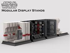 Lego Star Wars Moc Modular sólo mostrar instrucciones en PDF