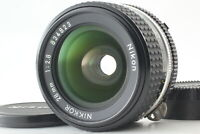 [Exc+5] Nikon Ai-s Nikkor 28mm f/2.8 Ais MF Wide Angle Lens  From JAPAN