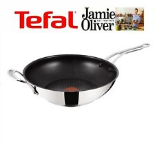 Weston Oliver par Tefal H8038844 Wok Poëlle ° 30cm induction Vague