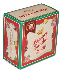 3 X Mysore Sandal Soap Gift Pack 150Gm