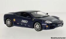 Burago - Ferrari 360 Challenge metallic-blau No.360 - 1:24 Bburago