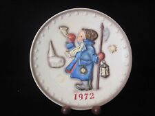Hummel Plate 1972 2Nd In The Series Perfect Mint Cond.