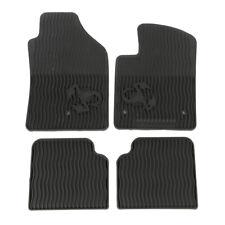 OEM Genuine Mopar Front Floor Slush Mats Scorpion 13-18 Fiat 500 Abarth  8221352