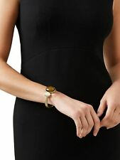 Hobbs Cleo Cuff Stone Bracelet Gold RRP29