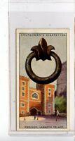 (Jc6891-100)  CHURCHMANS,INTERESTING DOOR KNOCKERS,LAMBETH PALACE,1928,#14