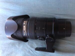 Nikon Nikkor AF-S 70-200mm f/2.8G ED V II Telephoto Lens - EC103392