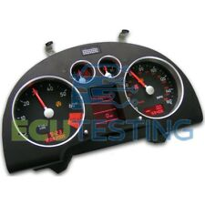 Audi TT Instrument Cluster Dash Speedo - Complete Rebuild Including LCD