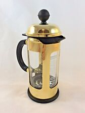 Bodum The Original French Press Gold New Coffee Press 34oz