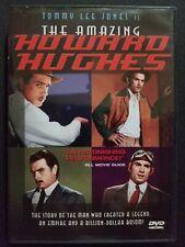 The Amazing Howard Hughes DVD w/ Insert Tommy Lee Jones 1977 Anchor Bay OOP
