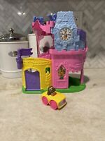 Little People Disney Princess Belle Light & Twist Wheelies Tower