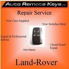 LAND-ROVER RANGE-ROVER Remote key Battery replacement & repair service