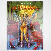 Azpiri LORNA THE BLACK CASTLE Erotic graphic novel HEAVY METAL MAGAZINE comic