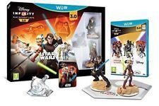 Nintendo Wii U Game Disney Infinity 3.0 Star Wars Starter Set WiiU