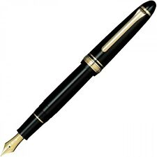 Sailor Profit 1911 Standard21 EF (Extra-Fine) nib Black 21k fountain pen FS