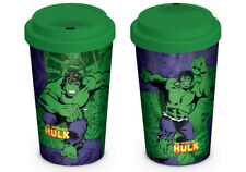 MARVEL RETRO (HULK COMIC) TRAVEL MUG *OFFICIAL PRODUCT*