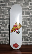 "PIZZA Skateboard Deck 8.50"" inkl. Grip - Vamos Skateboards / Red Classic / 7Ply"