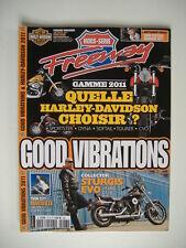 FREEWAY hors série GOOD VIVRATIONS n°73 HARLEY STURGIS SHOVELHEAD 1980