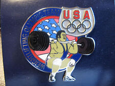 Team USA Olympic Pin - Weightlifting