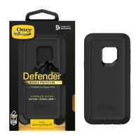 Original Otterbox Defender Cover Case For Samsung Galaxy S9 ONLY (NOT FOR PLUS)